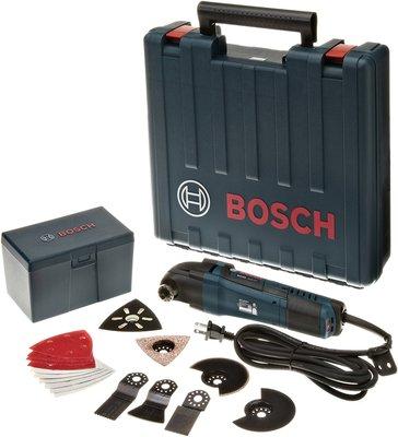Bosch MX25EK-33 120-Volt 33-Piece Oscillating Tool Kit 2
