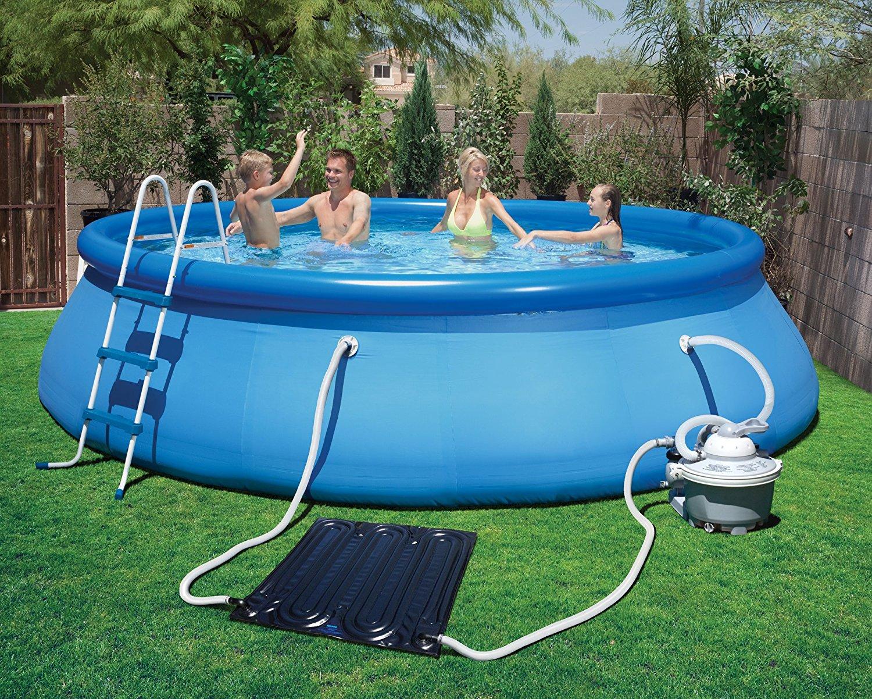 Best Solar Pool Heaters Reviews 2020 | EarlyExperts