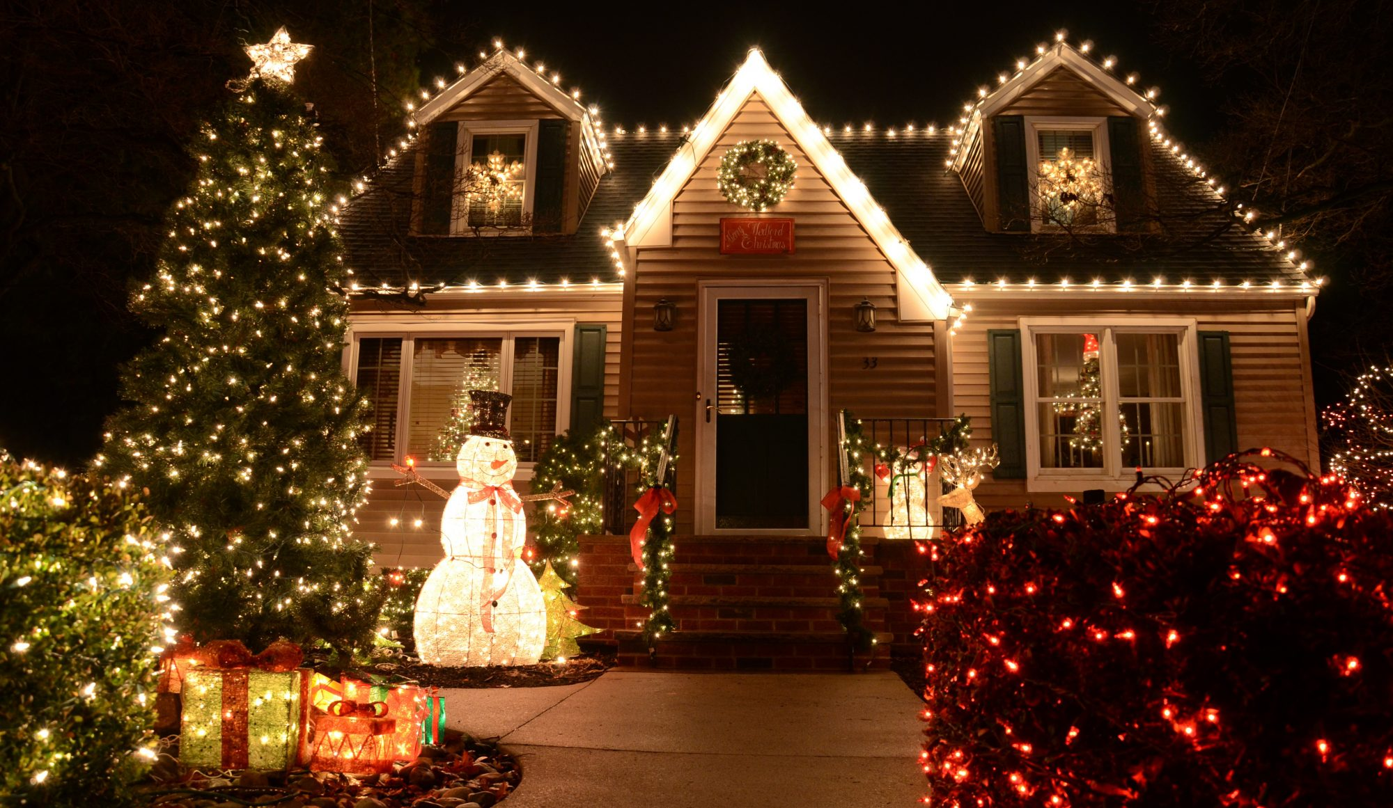 14++ Christmas Decorations Outdoor