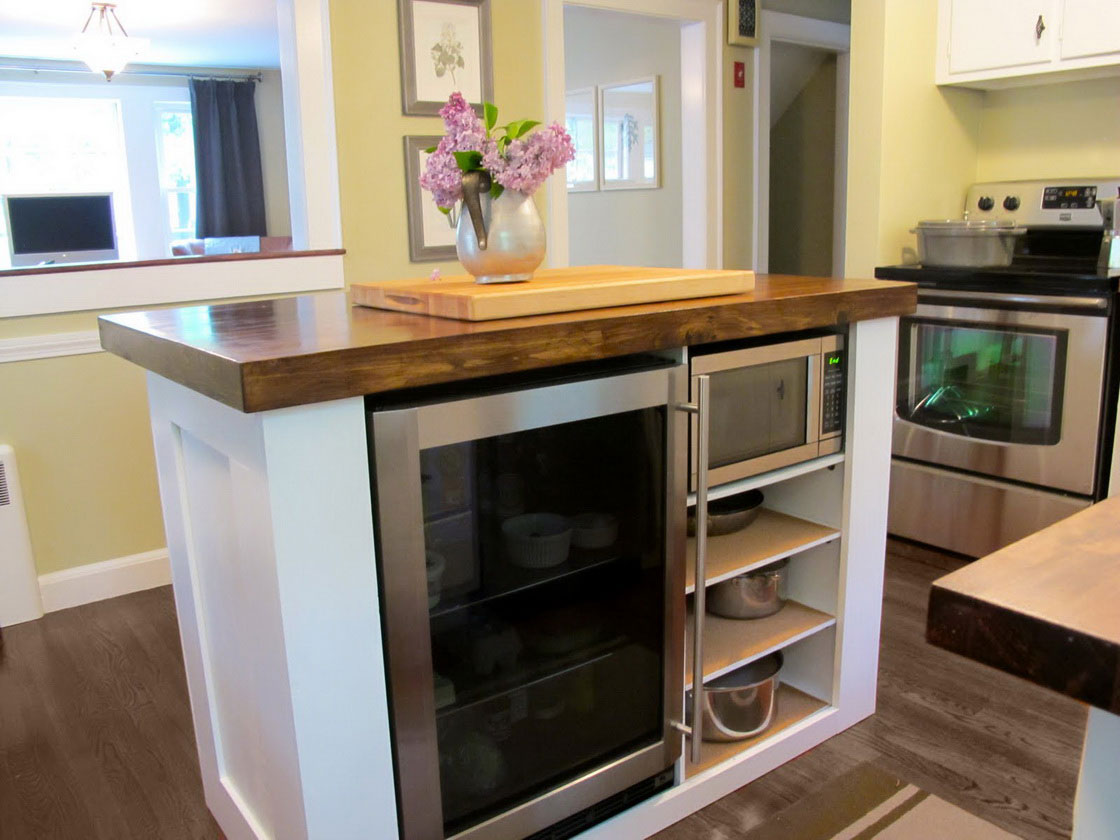 Kitchen Island Ideas For Small Kitchens Es