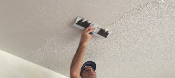 Popcorn Ceiling Removal Cost, Professional Services & DIY Guide
