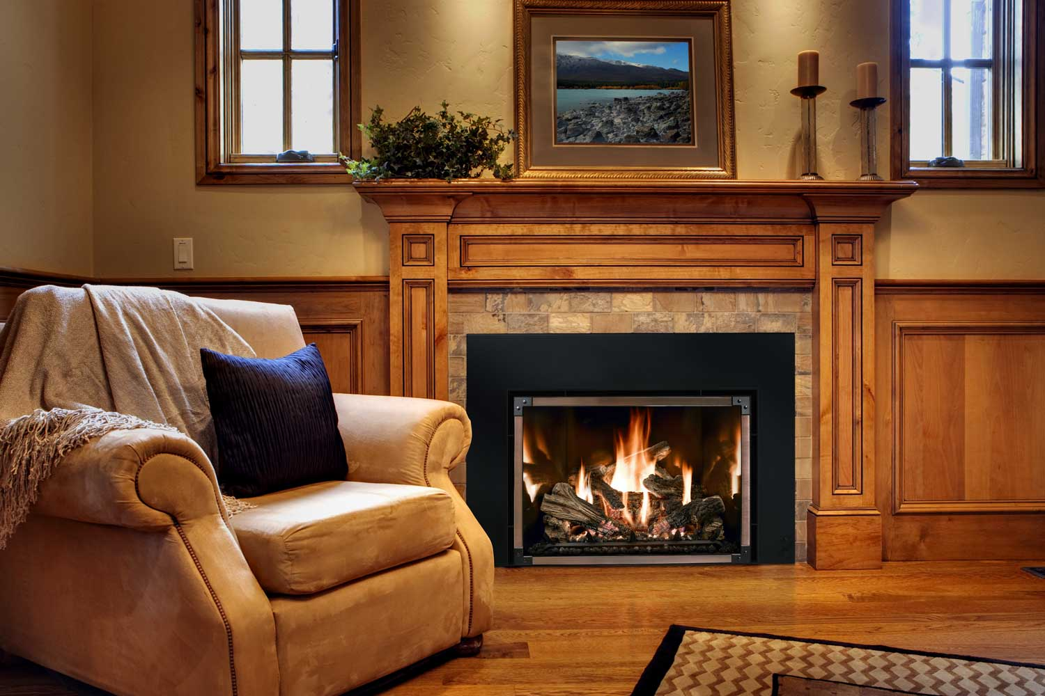 Fireplaces Types Installation Tips Cost Guide Earlyexperts