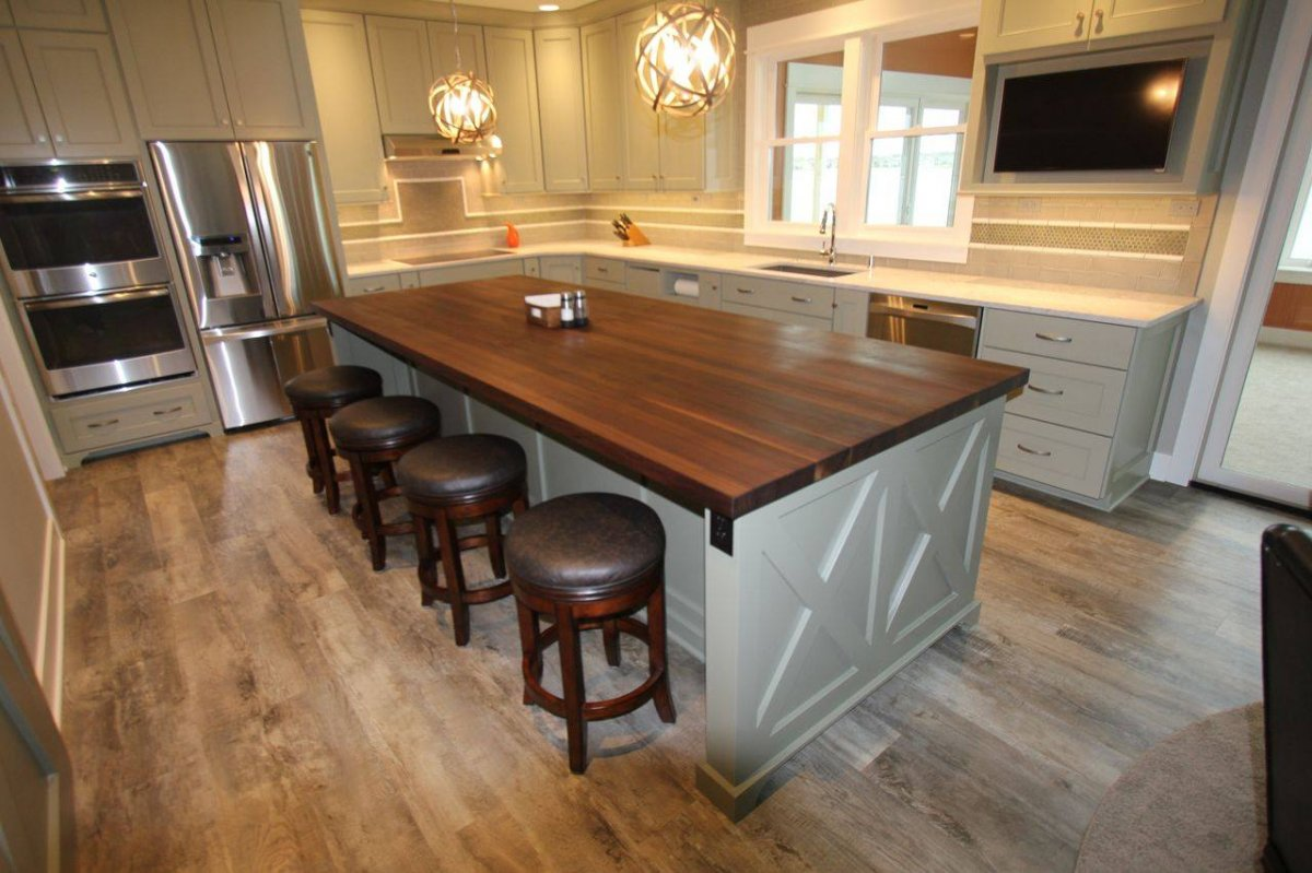 Butcher Block Countertop Cost Guide For
