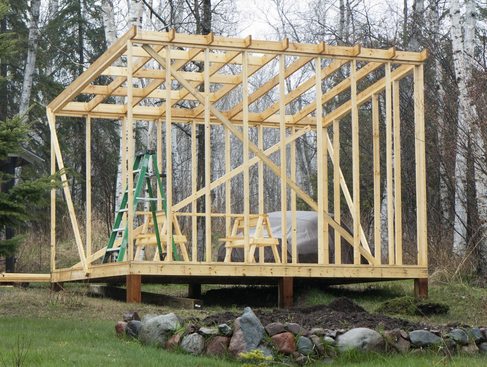 How To Build A Shed Cost Guide Quotes Diy Tips