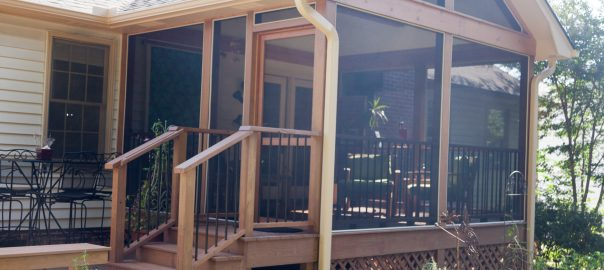 Screened In Porch Ideas Cost Guide In 2021 Earlyexperts