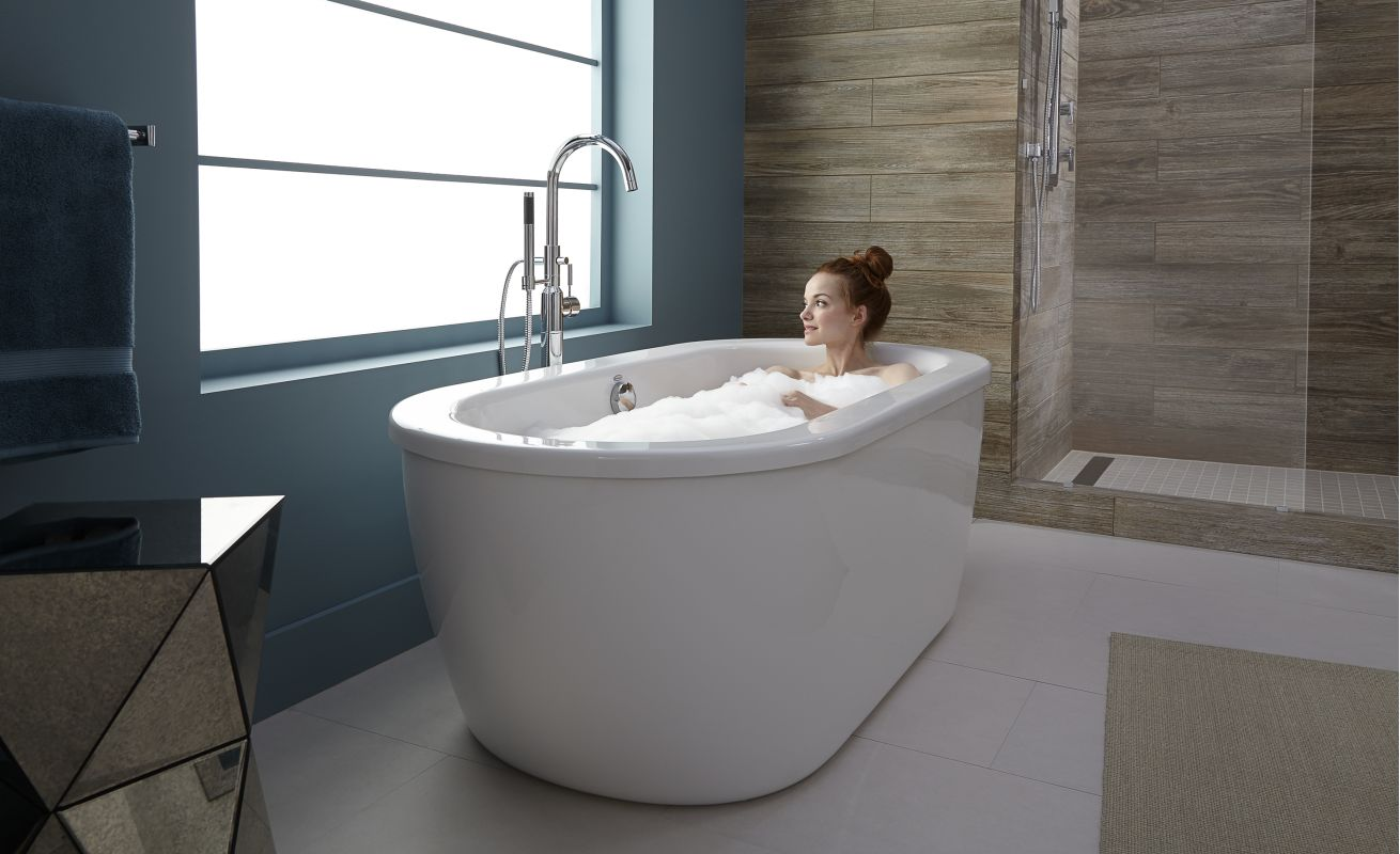 Most Comfortable Freestanding Tub.Stand Alone Tubs Cost And Installation Tips 2019