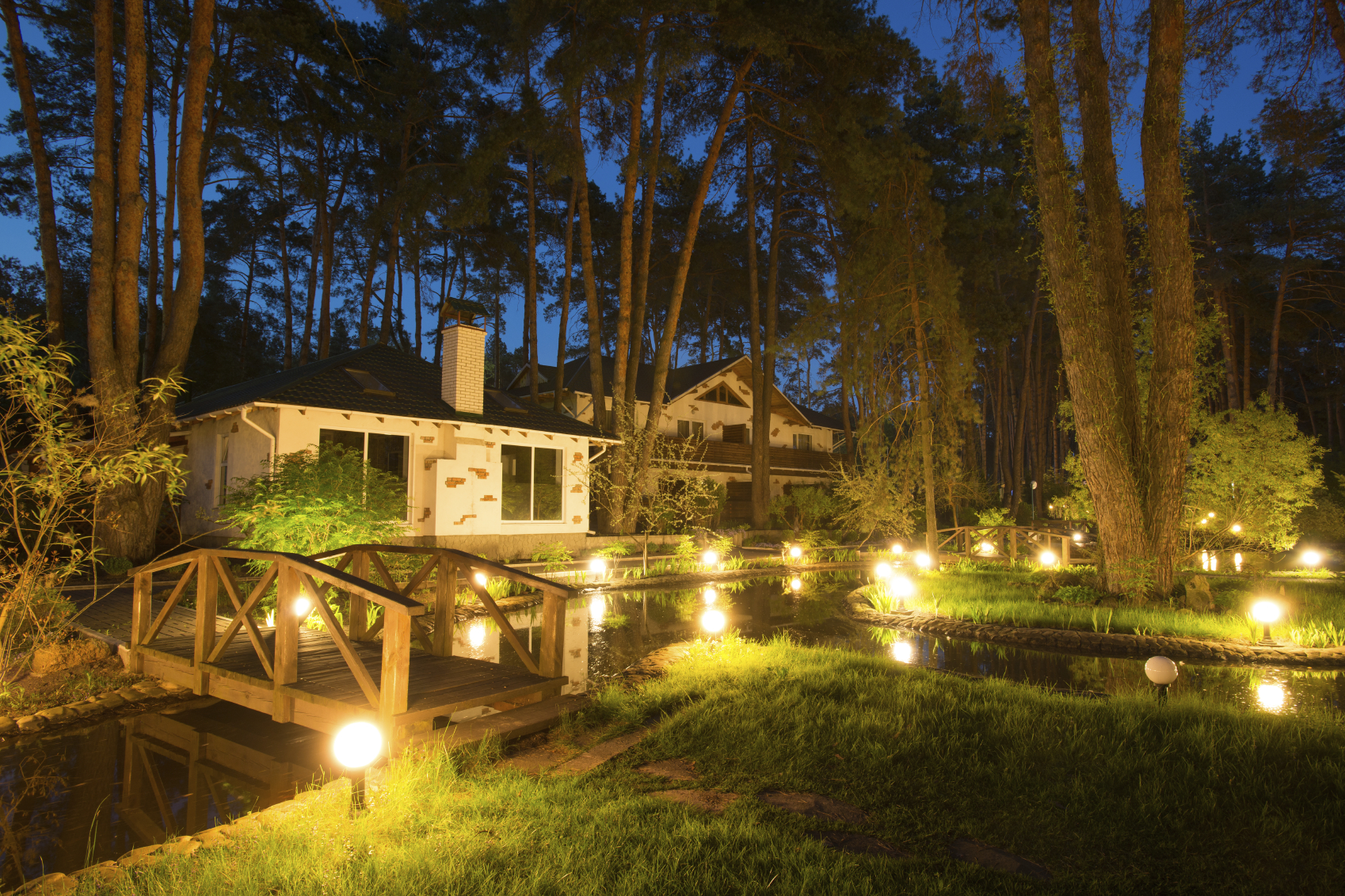 Landscape Lighting Cost Guide In 2019 Joloneliness