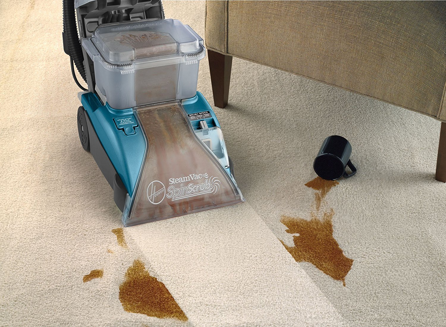 Best Carpet Steam Cleaners Reviews in