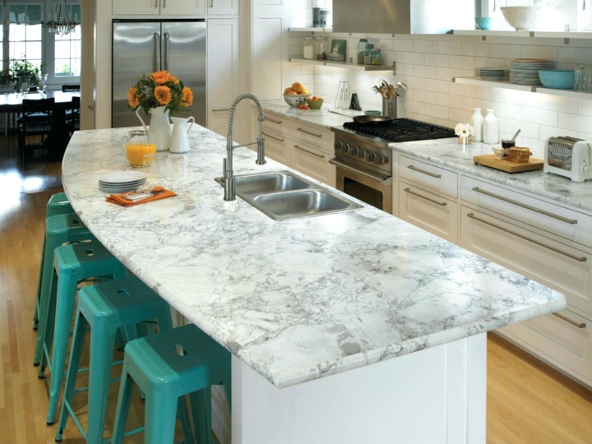 When Painting Formica Countertops