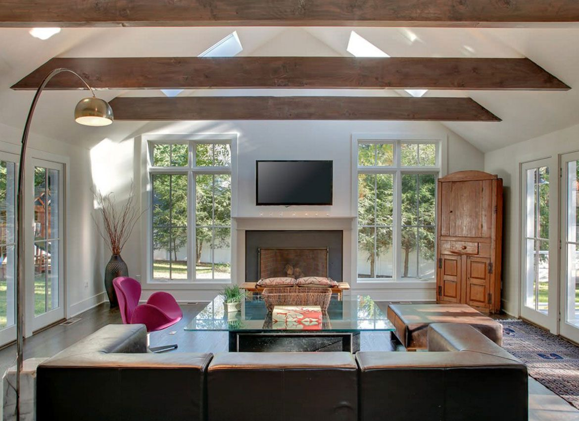 How To Install Faux Wood Beams Tutorial Earlyexperts