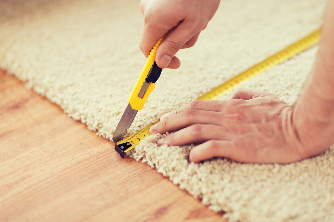 How to Lay a Carpet: Video and
