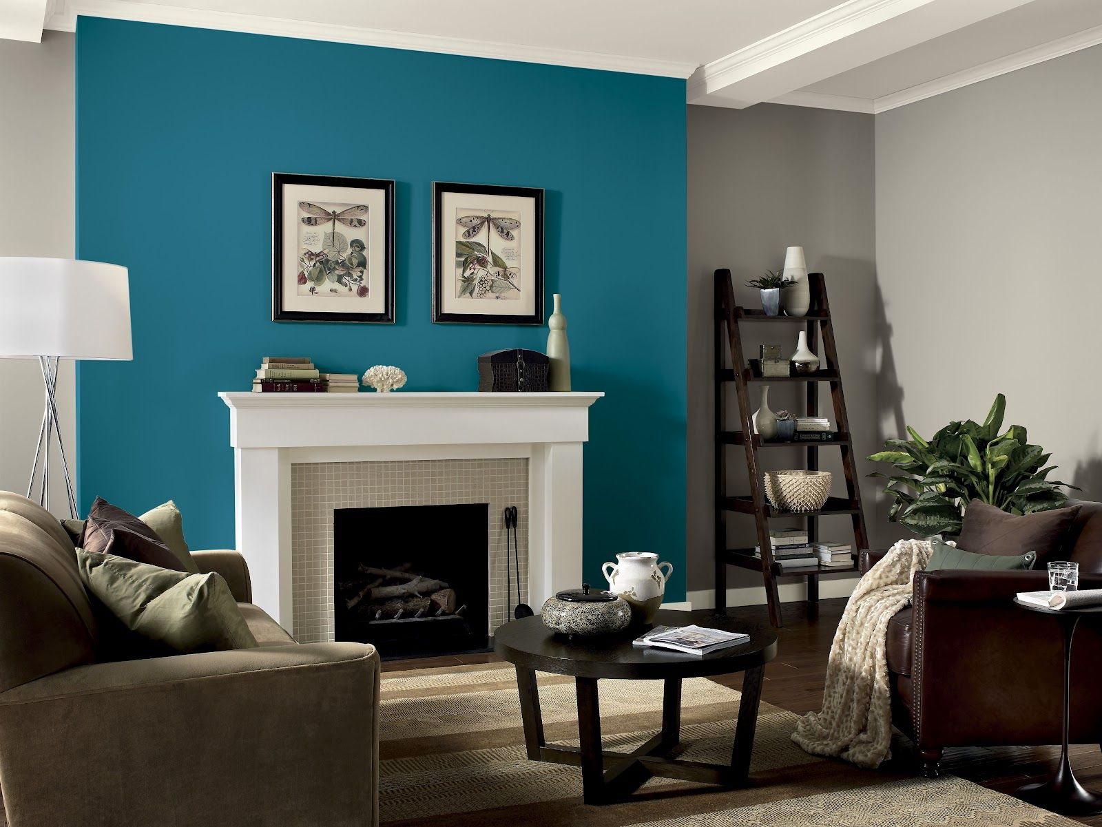 Complementary Colors To Use For Accent Walls Earlyexperts