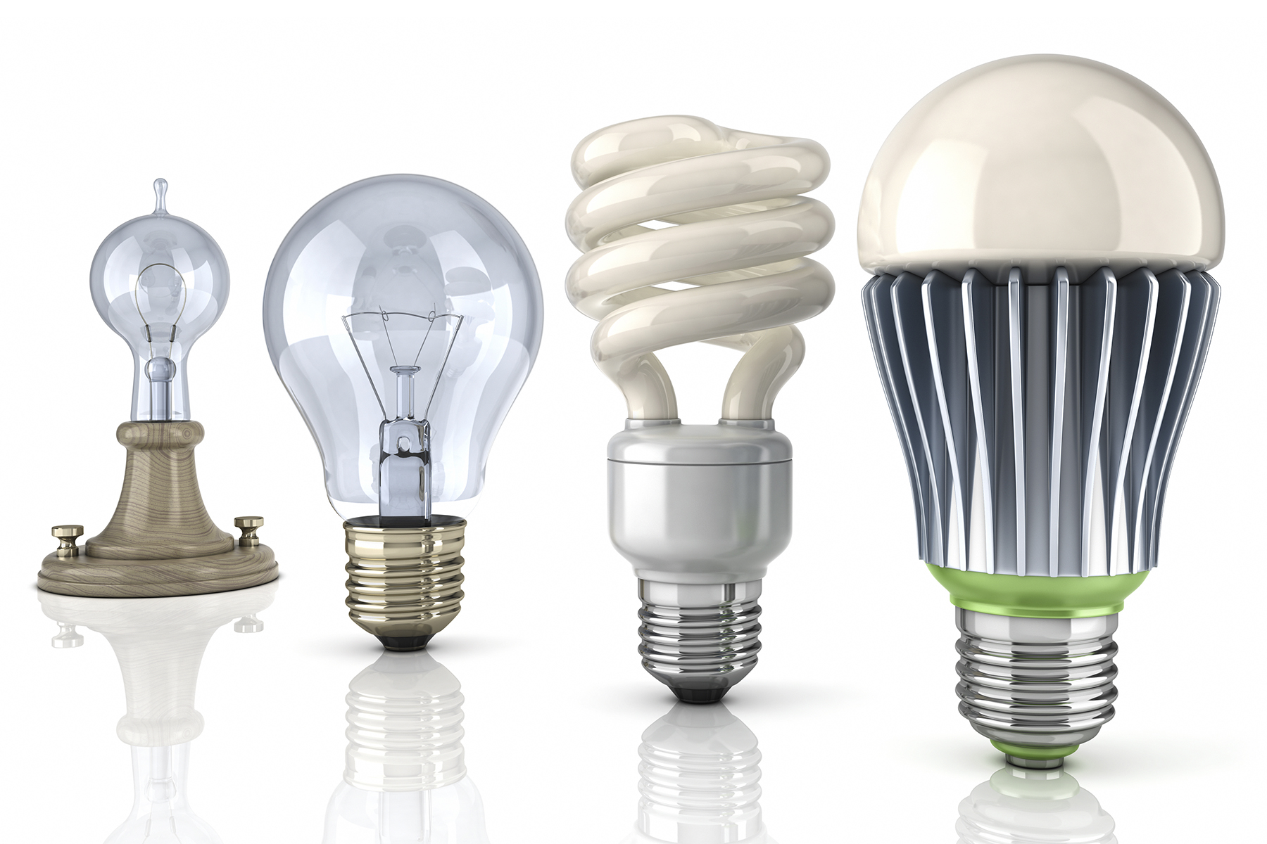 Incandescent VS. LED Lighting: Which One to Use? | EarlyExperts