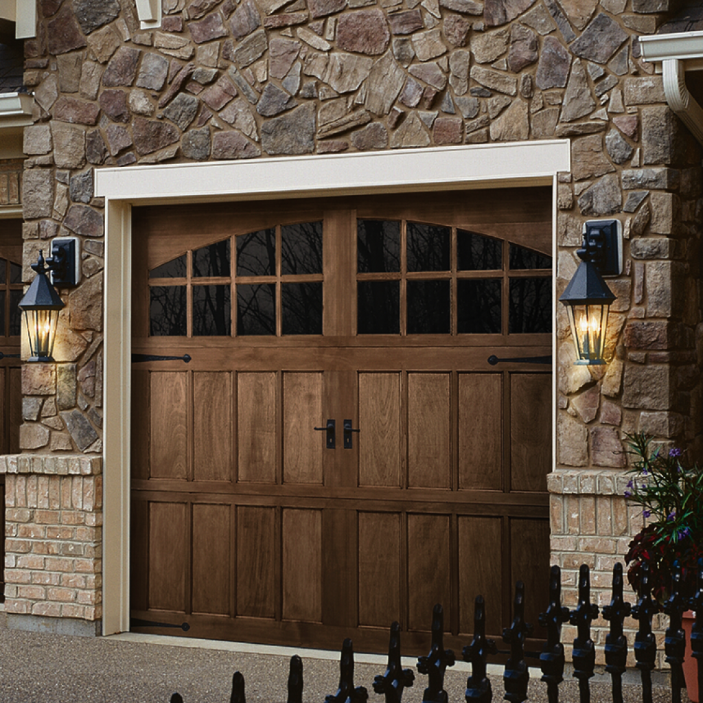 Wooden Garage Doors Cost & Best Quotes