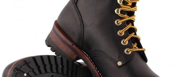 Pick A size WEATHERPROOF Ladies Alexa Lace Up Ankle Booties Black