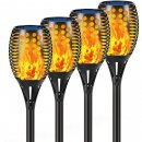 Aityvert Solar Flame Torch Lights