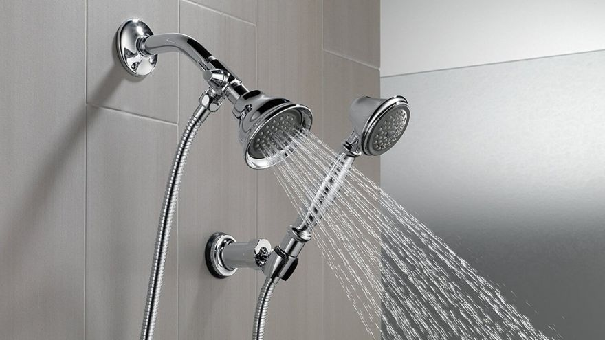shower head upgrades