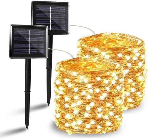 BHC Light Solar String Lights
