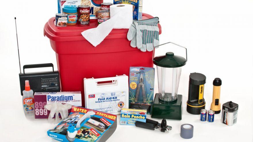 emergency hurricane kits