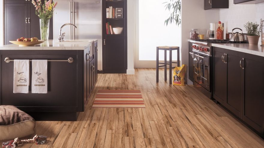 Right Flooring for a Room that Gets Wet