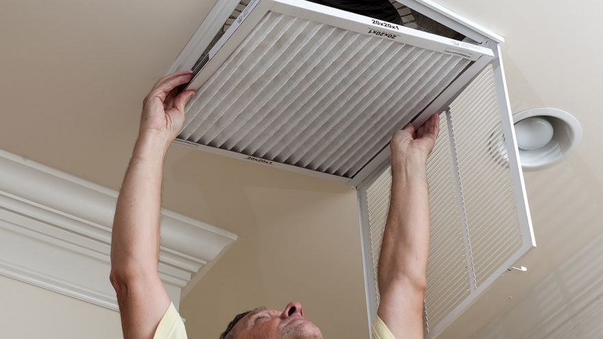 Change Air Filters in Your Home