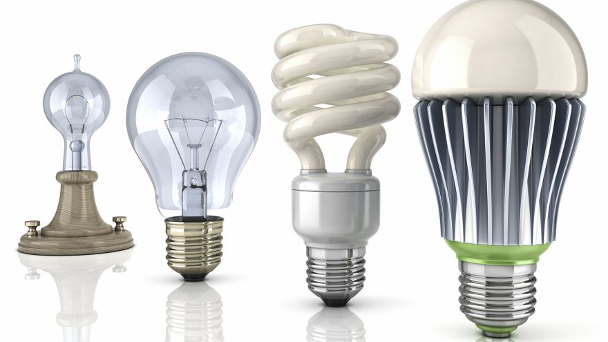 Incandescent VS. LED Lighting