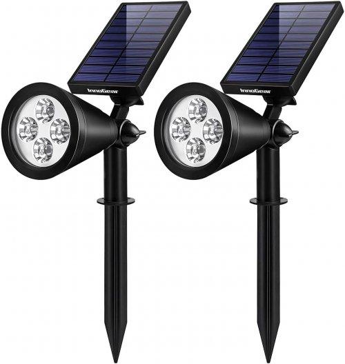 InnoGear Solar Spot Lights