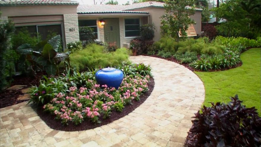 Landscaping Ideas For Small Yards Gardens Earlyexperts