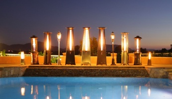 The Most Energy Efficient Outdoor Heating Solution
