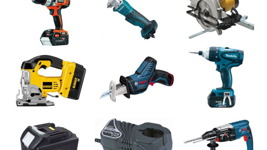 power tools 2018