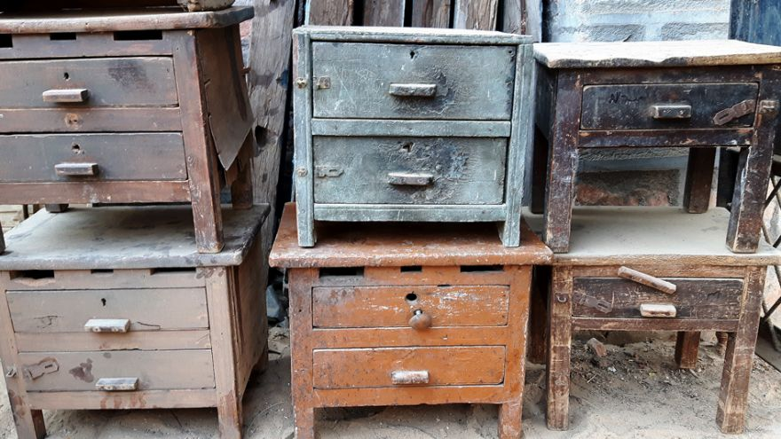 restoring old furniture