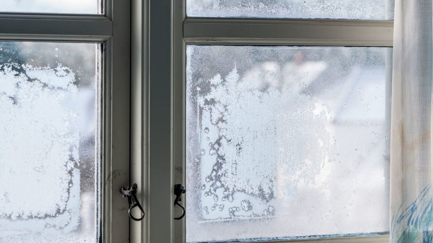 control window drafts